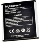 Highscreen (B2000B) 2000mAh Li-ion, оригинал