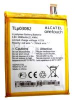 Alcatel OT 7045 (TLP030B2) 3000mAh Li-polymer оригинал, alcatel tlp030b2