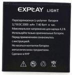 Explay (Light) 2000mAh Li-polymer, оригинал